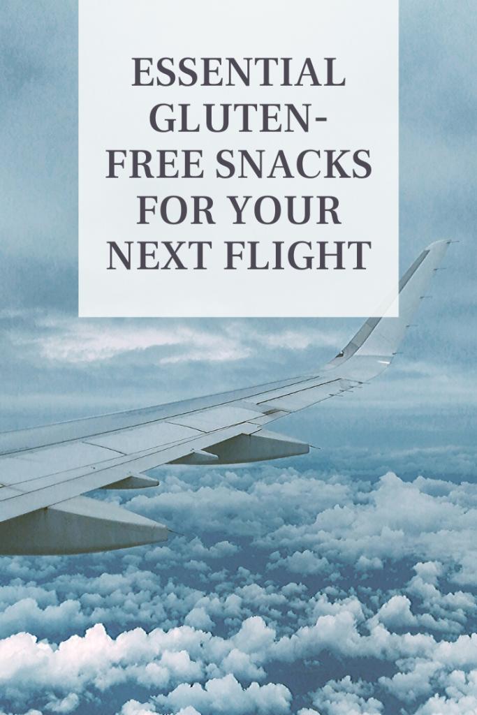 gluten-free flight snacks