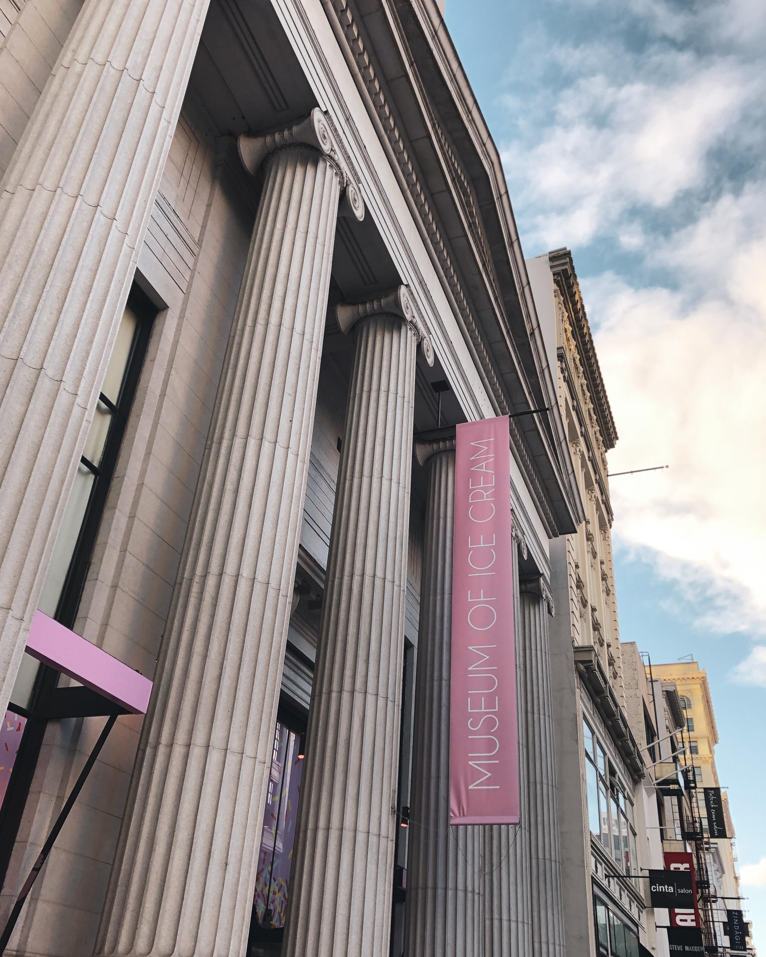 San Francisco Museum of Ice Cream Exterior