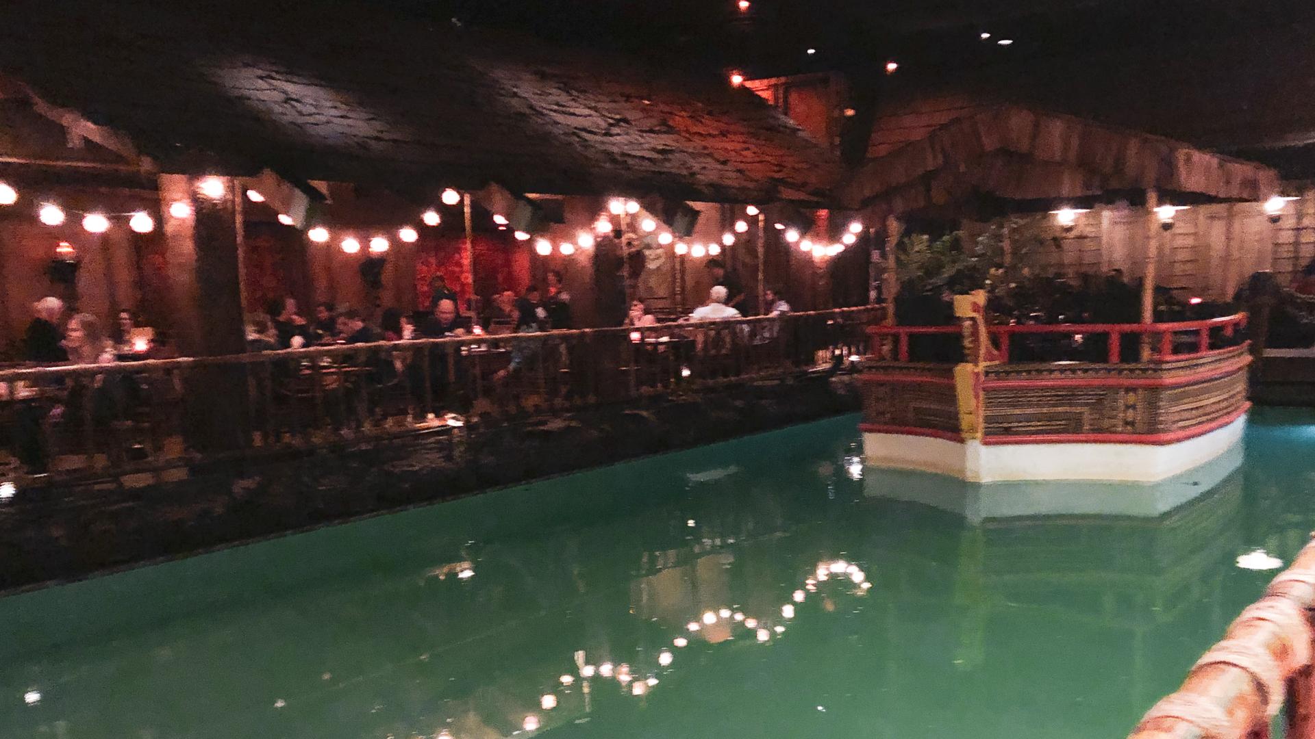 San Francisco's Tonga Room & Hurricane Bar