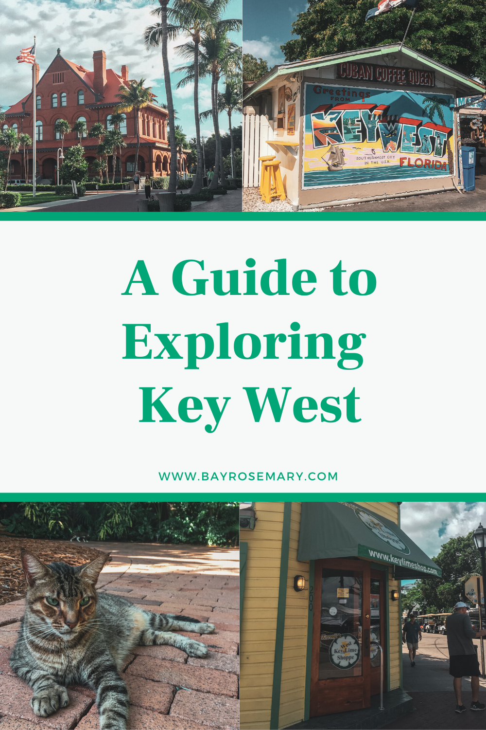 Guide to Key West Pin