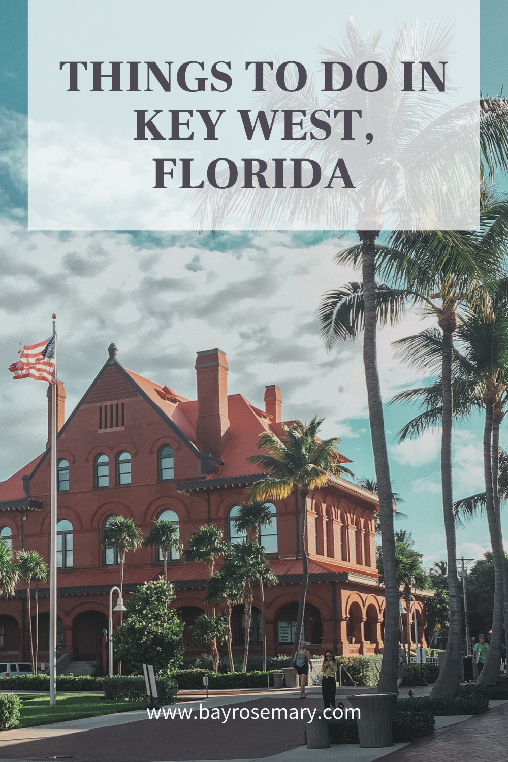 Things to Do in Key West Pin