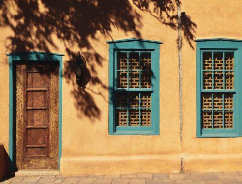 Santa Fe building exterior