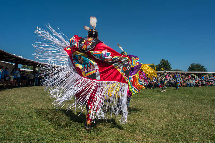 Add the Haskell Indian Market to your list of things to do in Lawrence, KS