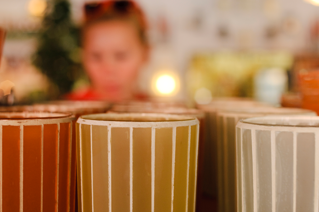 Create your own candles in Lawrence, KS