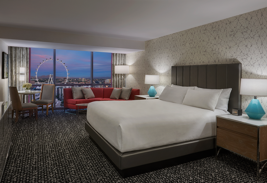 Executive King Room in Flamingo Las Vegas